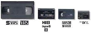 DIGITAL DVD COPY, TRANSFER, CONVERSION FROM VHS TO DVD, CD Kitchener / Waterloo Kitchener Area image 1
