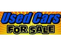 Cars wanted scrap and used bought for cash