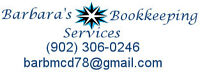Bookkeeping, Income tax returns (small business and personal)