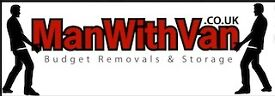Professional Removals Services, Same day short notice Man Van Edinburgh, disposal clearances