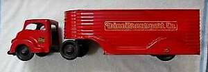 EARLY MINNITOY 1950's OTACO TRANSPORT TRUCK
