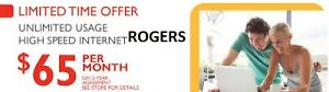 Hurry Hurry Rogers Exclusive Ignite 100 Mbps Internet Only $65