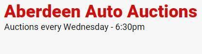 Aberdeen Auto Auctions