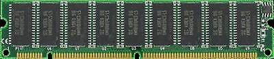 64MB EDO MEMORY RAM ECC UNBUFF 60NS DIMM 168-PIN (64 Mb Edo Memory)