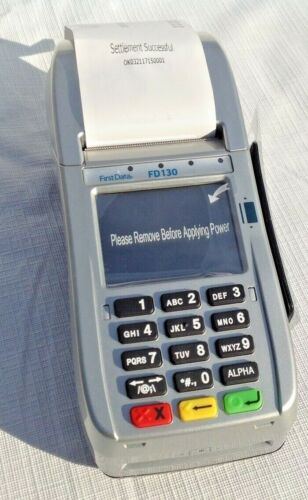 NEW FD130  EMV NFC Dial/IP/WIFI Credit Card TERMINAL