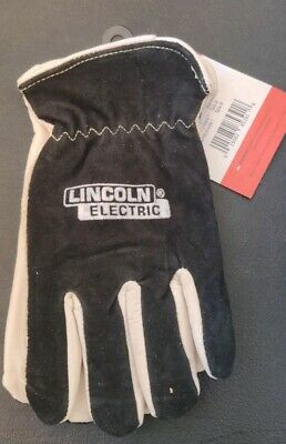 Lincoln Electric Welders Leather Drivers Gloves Medium K3770-m 1 Pair