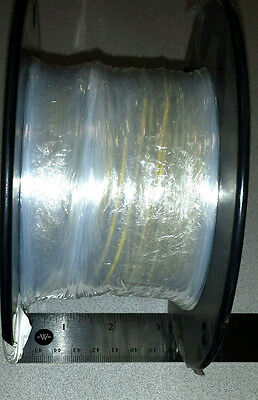 461 Ft Spool 9139656-1 20awg Yellow Solid Cable Wire Single Conductor 600v