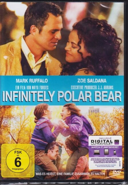 Infinitely Polar Bear  DVD NEU