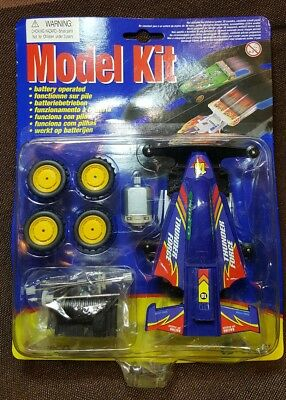 Limited Kit Battery - NIPCO Battery Operated Model Kit 504021 Thunder Force ~ 1999 NPD Limited ~Sealed