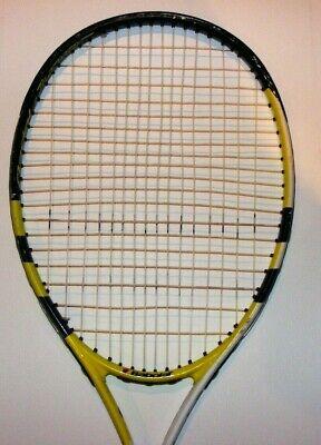Babolat Nadal Junior Jr 25 Tennis Racquet Racket Black Yellow for sale  Canada