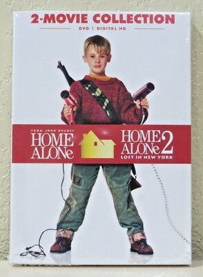 Home Alone: 2-Movie Collection [2 Discs] [DVD] BRAND NEW>FREE SHIPPING!