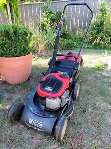 Lawn Mower 2Stroke Victa Mustang Mulch or Catch on Alloy Base. Fadden Tuggeranong Preview