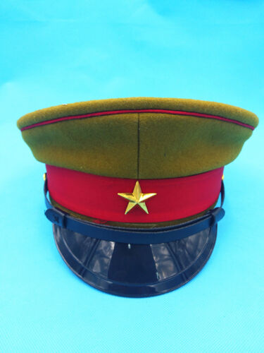 WWII Wool Mask Cap Hat Of Japanese Imperial Army Officers During
