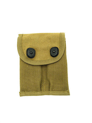 WWII US M1911  Army American Pistol Double Magazine Ammunition  Bag  (canvas) for sale  Shipping to Canada