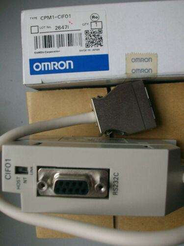 1pc New Omron  Cpm1-cif01