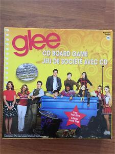 CD Glee Board game