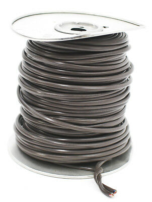 Coleman Cable 553080407 Thermostat Wire Cl2 Solid Bare Copper 188 250-foot