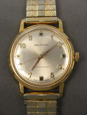 Vintage Waltham Watch