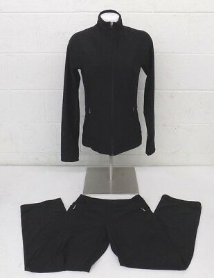 Lucy Short Court Athleisure Pants & Matched Lucy Tech Track Jacket Top Womens XS Court Womens Track Jacket