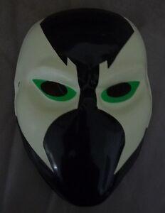 Spawn PVC Light Weight Plastic Costume Mask New