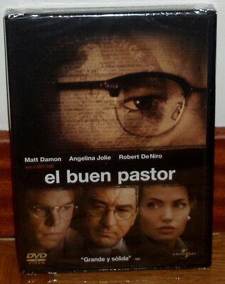 EL BUEN PASTOR DVD NUEVO PRECINTADO THRILLER DRAMA (SIN ABRIR) R2