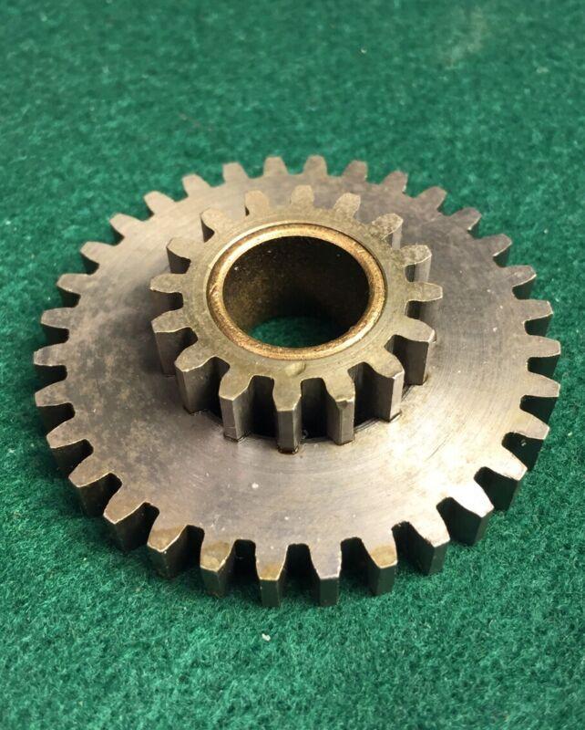 Logan Lathe Quick Change Double Gear 32/16 Tooth LP-1134