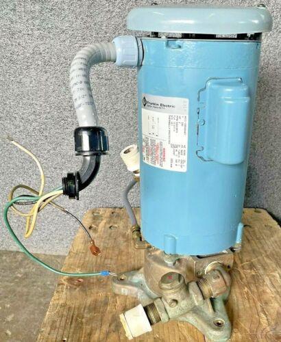 Air Techniques VacStar 80 80H Replacement Vacuum Suction Pump Motor Right-Head