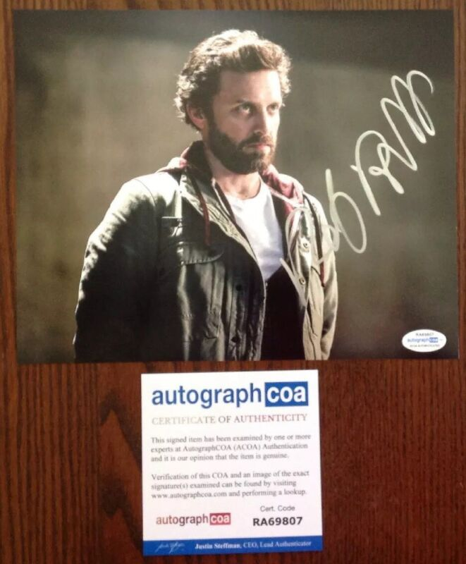 Rob Benedict ACOA Authenticated Hand Signed 8x10 Photo