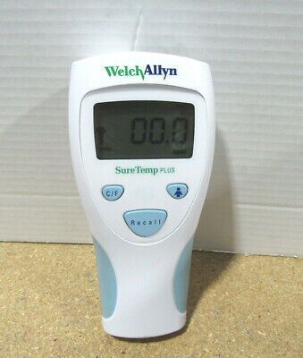 Welch Allyn Suretemp Plus 690 Digital Thermometer W No Probe Tested And Working