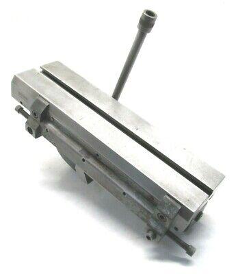 Hardinge Lathe E Double Tool Cross Slide - Fits Dsm-59 Dv-59 Hsl-59