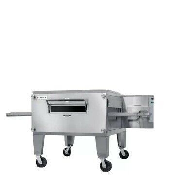 Lincoln 3240-000-l Lp Gas Triple Stack Conveyor Oven W Fastbake