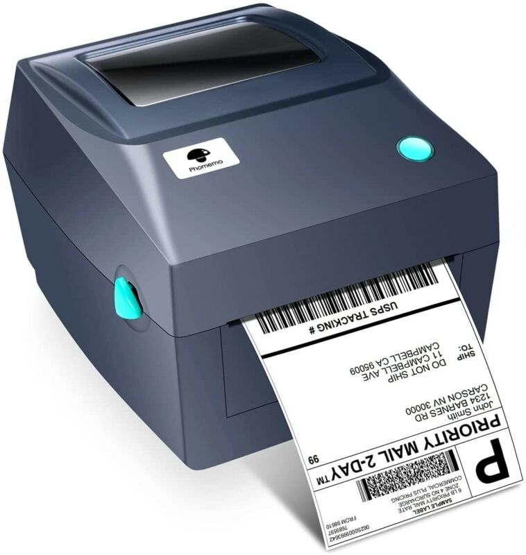 Phomemo Thermal Printer for Shipping Packages - Commercial 4x6 Shipping Labels