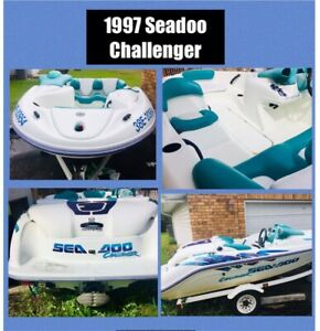 Seadoo Challenger | ⛵ Boats & Watercrafts for Sale in