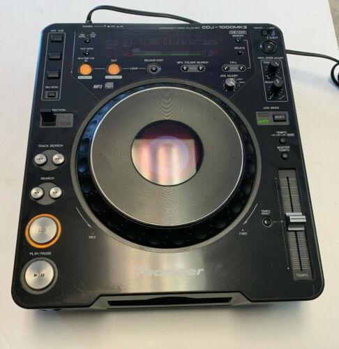 Pioneer CDJ-1000MK3 CD Professional DJ Digital Turntable