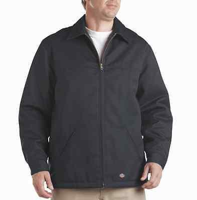 Dickies Hip Length Twill Jacket 78266AL SMALL CHARCOAL