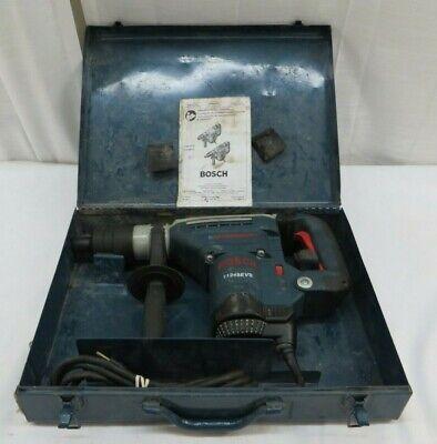 Bosch 11248evs 1-916-inch 11 Amp Spline Combination Hammer Drill