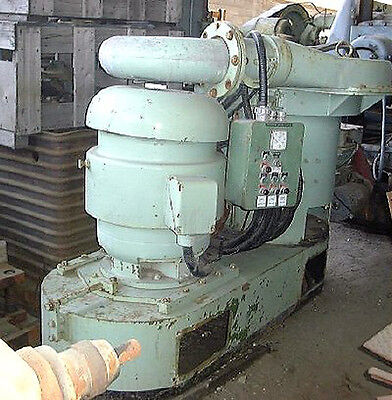 Hurricane Pulverizer Crusher. 100hp Variable-feed Auger
