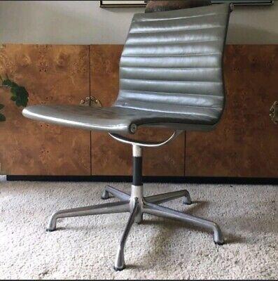 Eames Aluminum Armless Sidechair for sale  Tracy