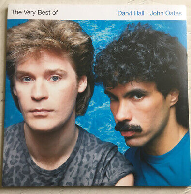 Very Best of : Daryl Hall & John Oates (LP 2016) Silver And Blue Double