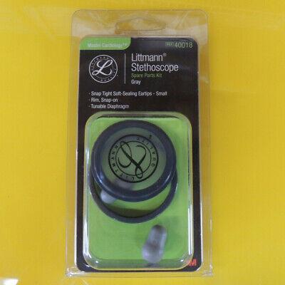 40018 3m Littmann Stethoscope Spare Parts Kit Master Cardiology - Gray