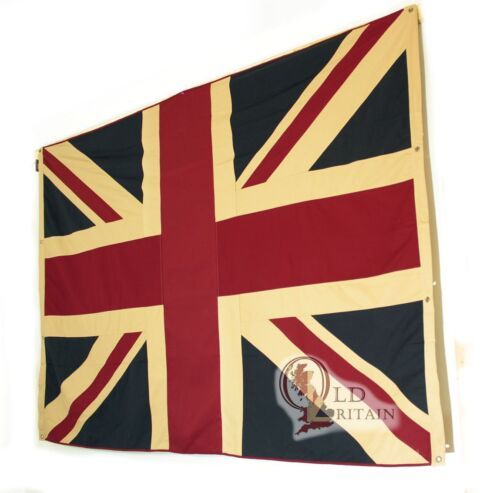 Super Large Union Jack Flag - Vintage Style - 240 x 180 cm