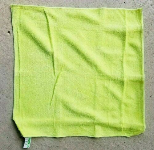 """UNIFIRST 16"""" X 16"""" MICROFIBER CLOTH (PACKED 25)"""