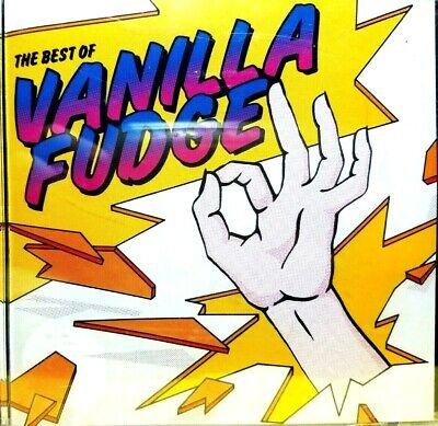 Vanilla Fudge - The Best Of Vanilla Fudge  CD 1982    BRAND NEW / FACTORY (Vanilla Fudge Best Of Vanilla Fudge)