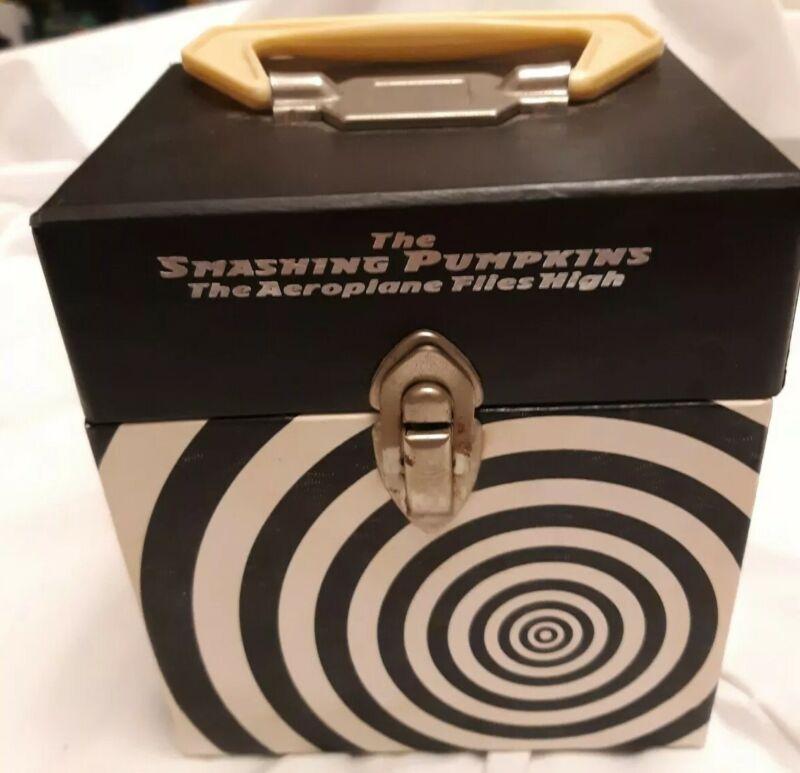 THE SMASHING PUMPKINS The Aeroplane Flies High Collectible Vintage 5 CD Box Set
