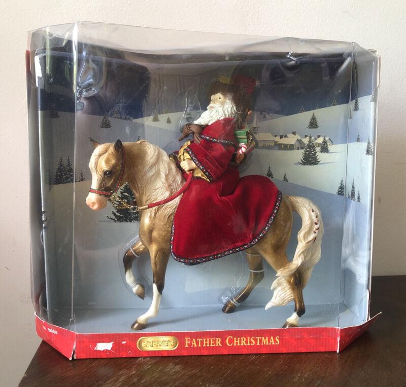 Breyer Horse Father Christmas NIB