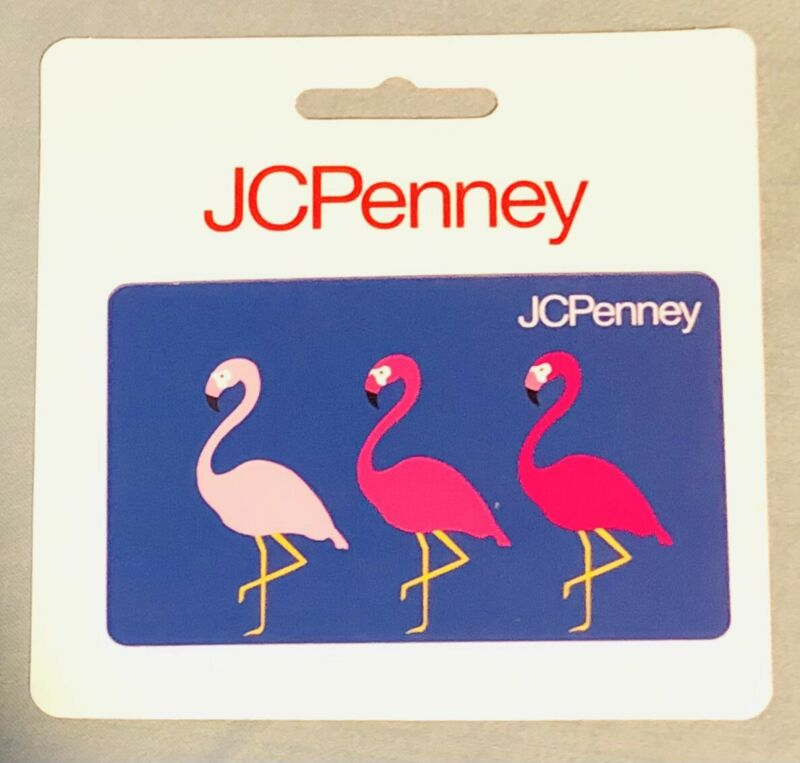 $100 JC Penney Gift Card
