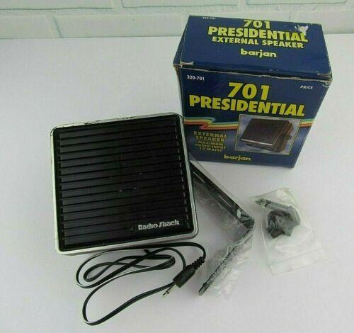 Barjan 701 Presidential External Speaker #320-701