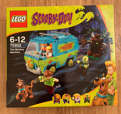 Lego Set #75902 - Scooby-Doo The Mystery Machine New In Box