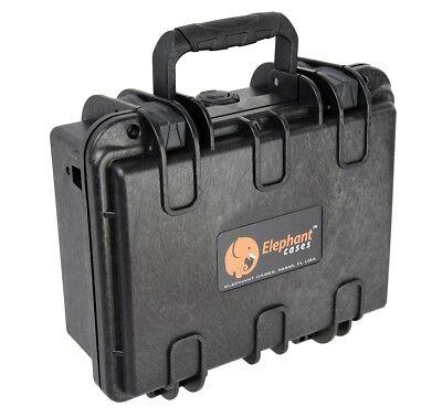 Elephant E120 Hard Case W Foam For GoPro Action Camera Video
