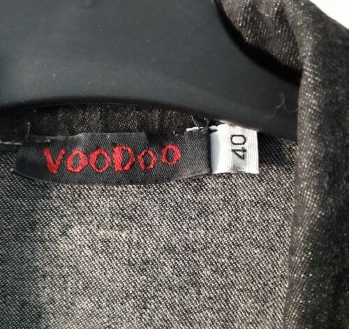 Veste ou surchemise voodoo t40